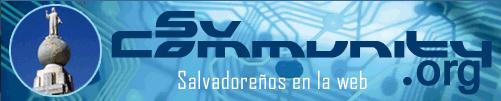 SvCommunity.ORG | Comunidad de El Salvador